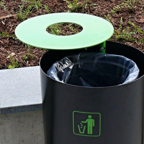 SANT affaldsspand