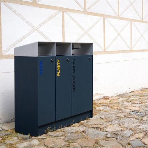 RAILA affaldsspande