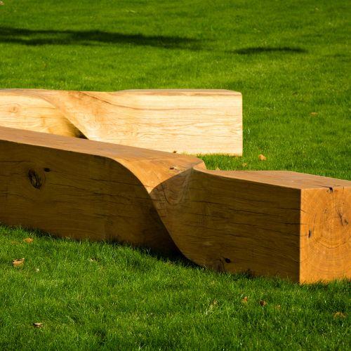 TWISTULA træbænk
