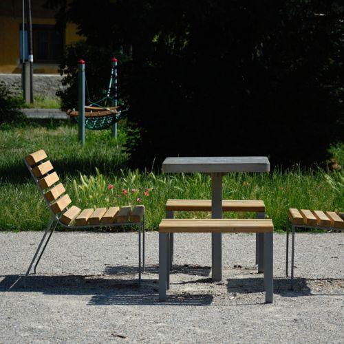 MAT skakbord i beton